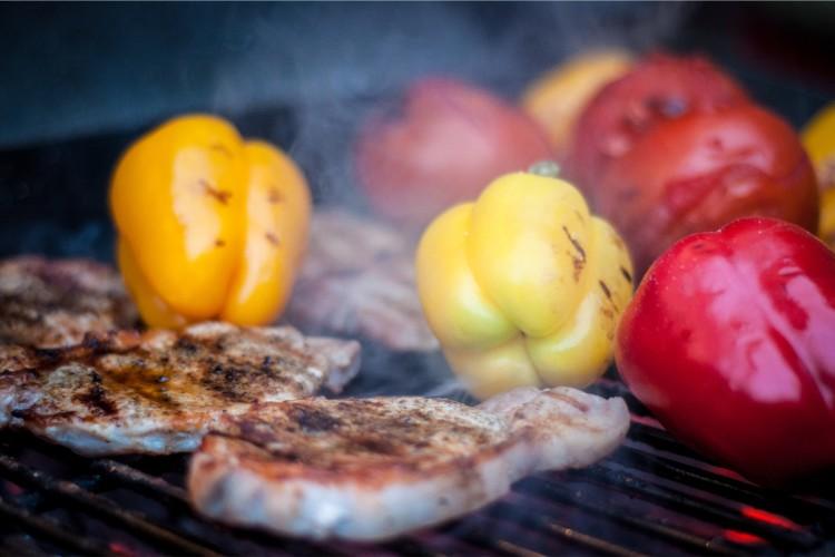 Annual Potluck BBQ